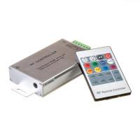 LED контролер світлодіодний RGB 12А-144Вт (Радіо 20 кнопок)