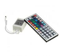 LED контролер світлодіодний RGB 12А-144Вт, (IR 44 кнопки)