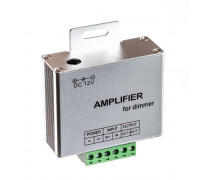 LED підсилювач світлодіодний RGB 12А-144Вт