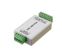 LED підсилювач світлодіодний RGB 12А-144Вт (пластик)