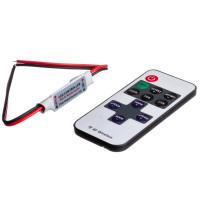 LED диммер mini 6А - 144Вт (11 кнопок)