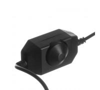 LED диммер чорний 2А - 8Вт