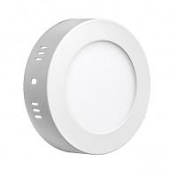 Светодиодный светильник настенно-потолочный 6 Вт круглый 4000К IP20