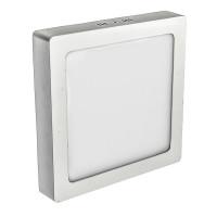Светодиодный светильник настенно-потолочный 12 Вт квадратный 4000К IP20