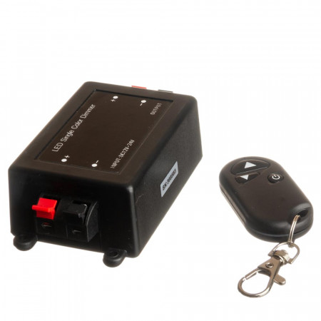 LED диммер 8А - 96Вт (3 кнопки)