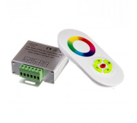 LED світлодіодний контролер білий RGB 18А-216Вт