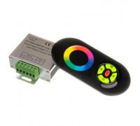 LED світлодіодний контролер чорний RGB 18А-216Вт