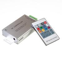 LED контроллер светодиодный RGB 24А-288Вт (RR 20 кнопок)