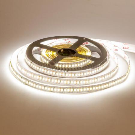 Світлодіодна стрічка 12V тепла біла AVT smd3014 204LED/м IP20