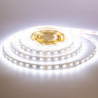 Світлодіодна стрічка біла 12V AVT smd5050 60LED/м IP20