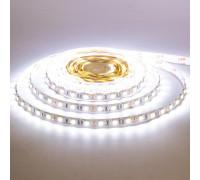 Світлодіодна стрічка біла 12V AVT smd5050 60LED/м IP65