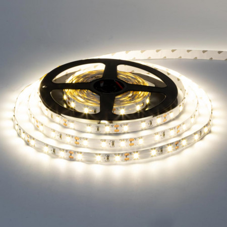 Світлодіодна стрічка біла 12V smd5730 60LED/м IP20