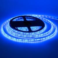Світлодіодна стрічка синя 12V smd2835 120LED/м IP65