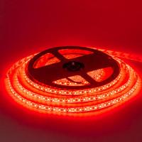 Светодиодная лента красная 12V smd2835 120LED/м IP65