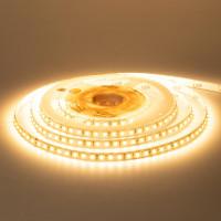 Світлодіодна стрічка тепла біла 12V Motoko smd2835 120LED/м IP20