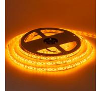 Светодиодная лента желтая 12V smd2835 120LED/м IP65