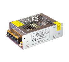 Led блок питания 12V 10A 120Вт IP20 MN