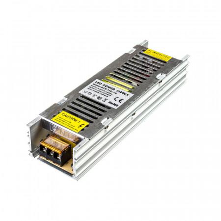 Led блок питания 12V 12.5A 150Bт IP20 LONG