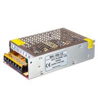 Led блок живлення 12V 15A 180Вт IP20 MN