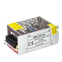 Led блок живлення 24V 2A 48Вт IP20 MN