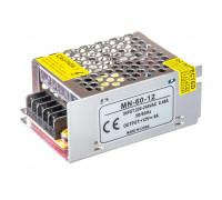 Led блок живлення 12V 5A 60Вт IP20 MN