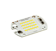 Матрица для светодиодов 220В 20Вт 6000К
