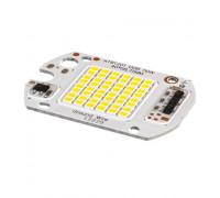 Матриця для світлодіодів 220В 30Вт 6000К