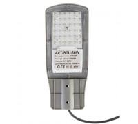 Консольний прожектор Led вуличний 30Вт 6000К IP65 AVT-STL