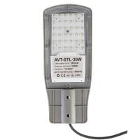Консольный Led прожектор уличный 30Вт 6000К IP65 AVT-STL
