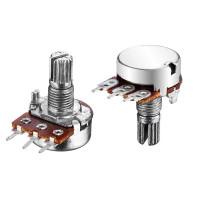 Резистор переменный 5kOm (потенциометр) серия 16К1