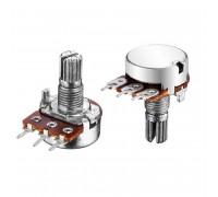 Резистор змінний 20kOm (потенціометр) серія 16К1