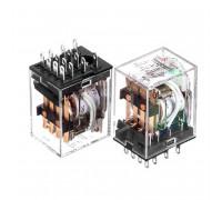 Реле НН54Р, 12VDC, 7A (контакти-4С)