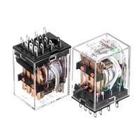 Реле НН54Р, 12VDC, 7A (контакты-4С)