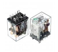 Реле JQX-13F, 220VDC, 10A (контакты-2С)