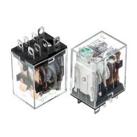 Реле JQX-13F, 220VDC, 10A (контакти-2С)