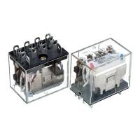 Реле JQX-13F, 12VDC, 10A (контакты-4С)