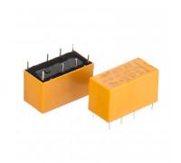 Реле JRC-19F(4078), 24VDC, 2A (контакти-2С)