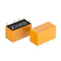 Реле JRC-19F(4078), 24VDC, 2A (контакты-2С)