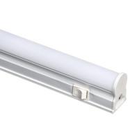 Лінійний світильник T5 5 Вт 4000К 30 см з кнопкою