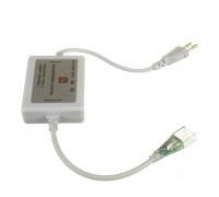 Адаптер для LED RGB стрічки smd5050/60 led 8mm 4pin