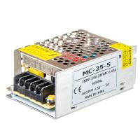 Led блок питания 5V 5A 25Вт IP20 MC