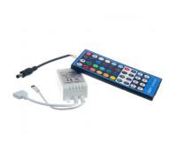 LED контроллер светодиодный RGBW 8А-96Вт (IR 40 кнопок)