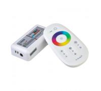 LED світлодіодний контролер RGBW 24А-288Вт, (IR 8 кнопок)