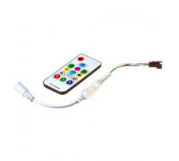 LED контролер Smart mini світлодіодний 6А-72Вт, (RR 14 кнопок)