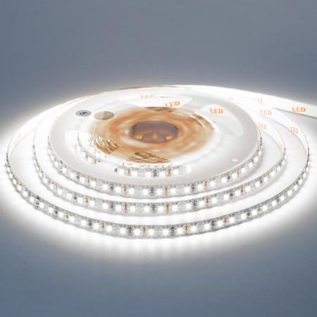 Светодиодная лента белая 12V AVT-New smd3528 120LED/м IP20