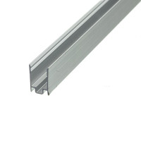 LED профіль алюмінієвий (кріплення) для світлодіодного неону 220В AVT-1, 1м