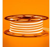 Неонова стрічка світлодіодна помаранчева AVT-1 220V smd2835 120LED/м 7Вт/м IP65