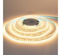 Светодиодная лента белая теплая 12V AVT-Prof smd2835 120LED/м IP20