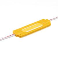 Светодиодный модуль 12 V желтый COB 1led 2W IP65