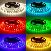 Світлодіодна стрічка RGBW 12V smd5050 60LED/м IP20